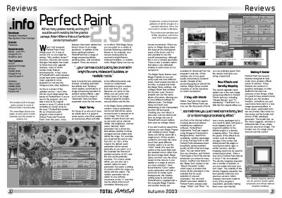 Perfect Paint 2.93 Reivew
